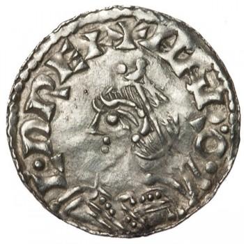 Harold I 'Jewel Cross' Silver Penny