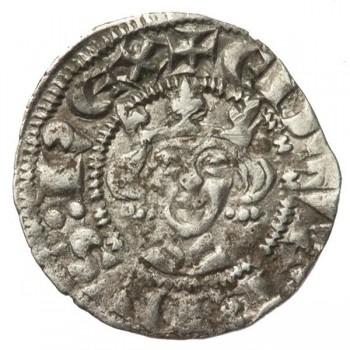 Edward I Silver Farthing 1a(ii)