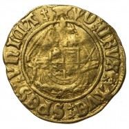 Henry VII Gold Half-angel