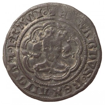 Edward III Silver Halfgroat York E