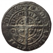 Edward III Silver Halfgroat York