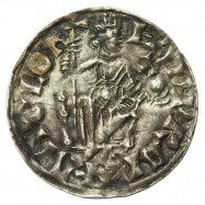 Edward The Confessor 'Sovereign/Eagles' Silver Penny