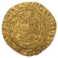 Henry V Gold Quarter Noble Class A