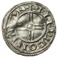 Cnut 'Short Cross' Silver Penny Cambridge