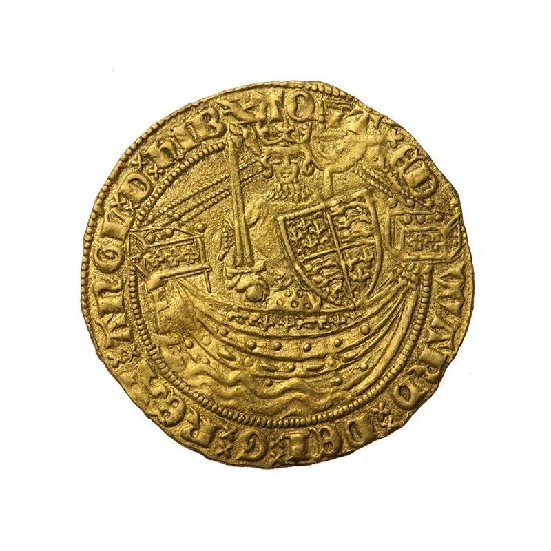 Edward III Gold Half Noble
