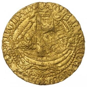 Henry V Gold Half Noble