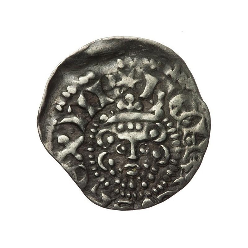 Henry III Silver Penny 3b Shrewsbury