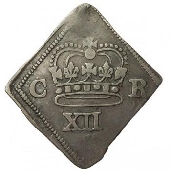 Charles I Newark Silver Shilling