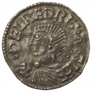 Aethelred II 'Longcross' Silver Penny Dover