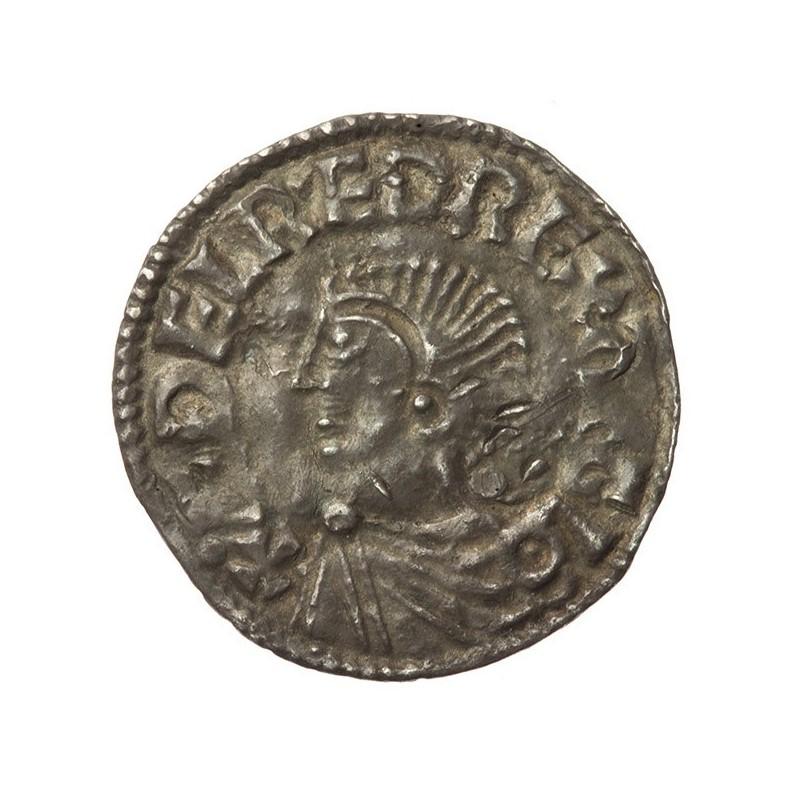 Aethelred II 'Longcross' Silver Penny Dover