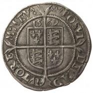 Elizabeth I Silver Sixpence 1569