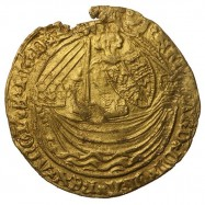 Richard II Gold Half Noble