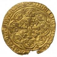 Richard II Gold Half Noble