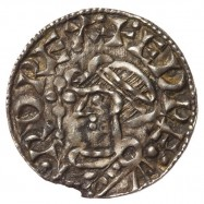 Edward The Confessor 'Quadrilateral' Silver Penny