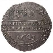 Charles I Silver Bristol Halfcrown