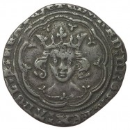 Edward III Silver Groat - Chain mail