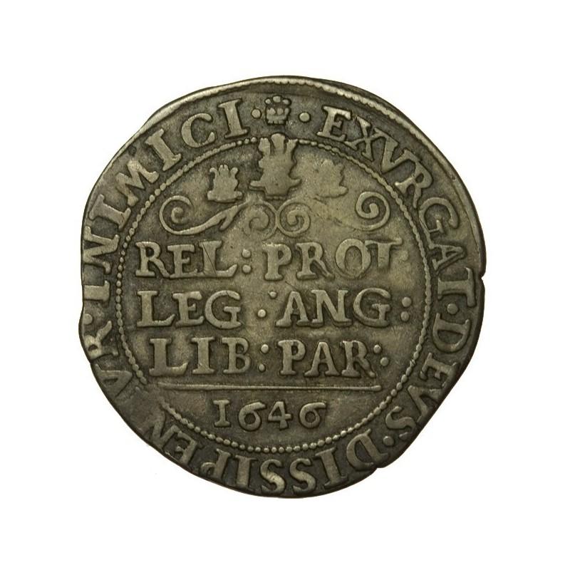 Charles I Bridgenorth Silver Shilling