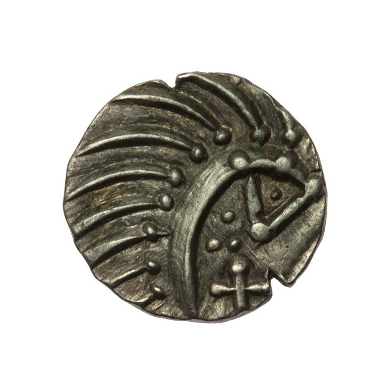 Anglo-Saxon Silver Sceat Series E
