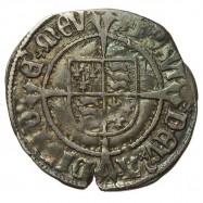 Henry VII Silver Halfgroat