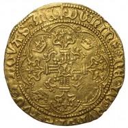 Henry VI Gold Half Noble Calais