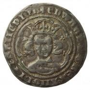 Edward III Silver Groat E/F Mule