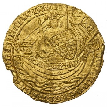 Edward III Gold Noble