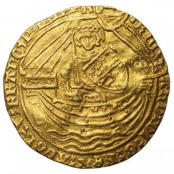 Richard II Gold Noble
