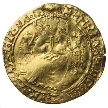 Henry VIII Gold Half Sovereign