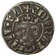 Edward I Silver Penny Durham 4b
