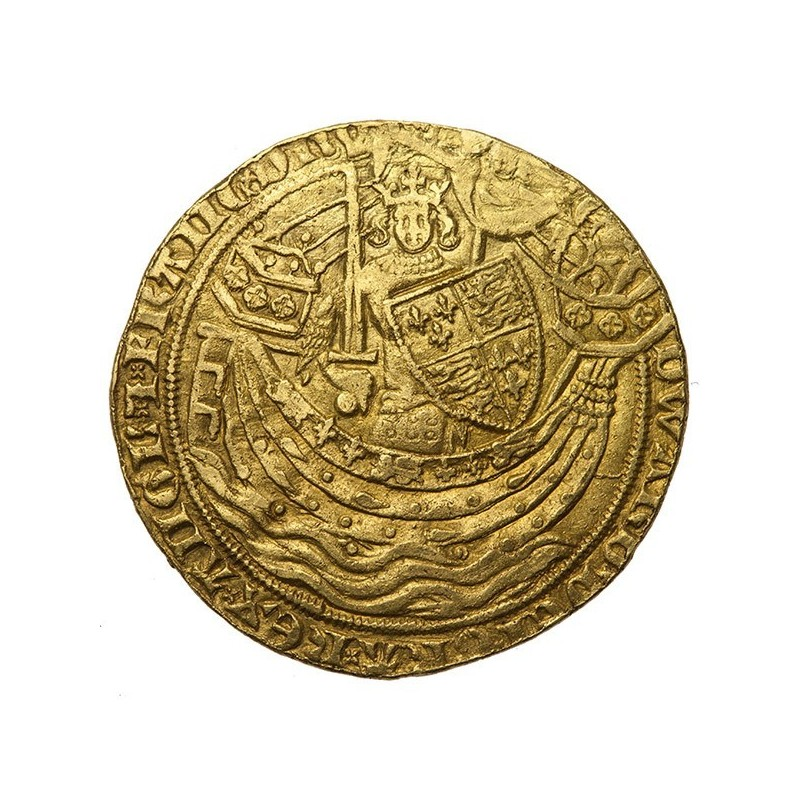 Edward III Gold Noble