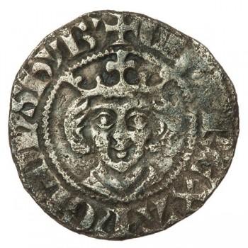 Edward I Silver Penny 1a/c Mule