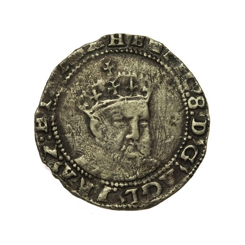 Henry VIII Posthumous Coinage Silver Groat