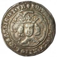 Edward III Silver Groat Ge