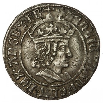 Henry VII Silver Tentative Issue Groat