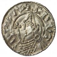 Cnut 'Pointed Helmet' Silver Penny