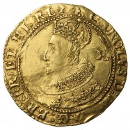 Charles I Gold Double Crown