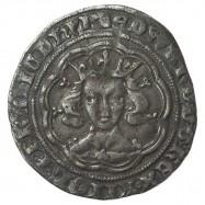 Edward III Silver Groat Series D