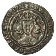 Edward III Silver Groat Gc