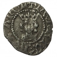 Henry IV Silver Halfpenny