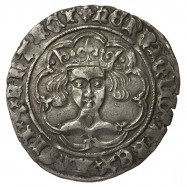 Henry VI Silver Groat Leaf-pellet Issue