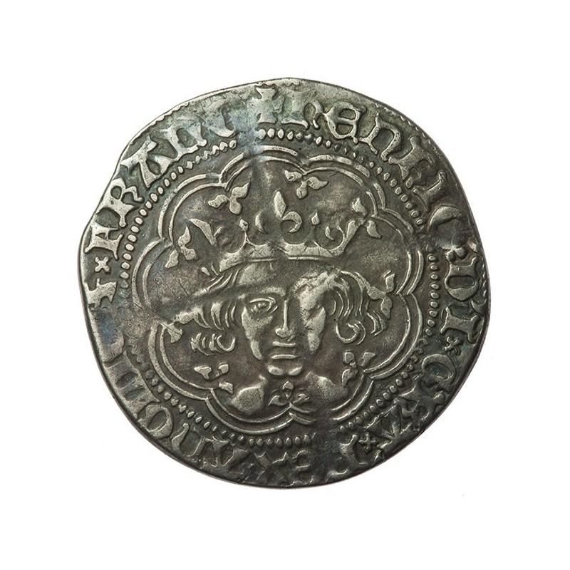 Henry V Silver Groat Class A