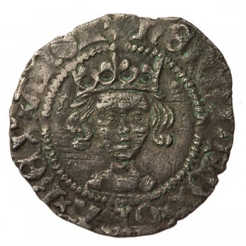 Henry V Silver Penny Class G