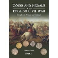 Coins and Medals of the English Civil War by Edward Besly