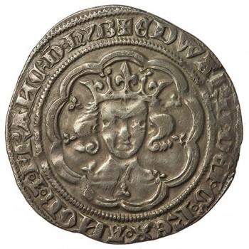 Edward III Silver Groat Series C