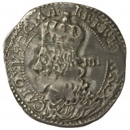 Charles I Oxford Silver Groat
