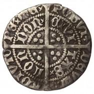 Henry V Silver Halfgroat