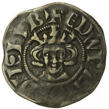 Edward I Silver Penny 4d