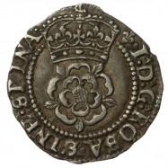 James I Silver Halfgroat