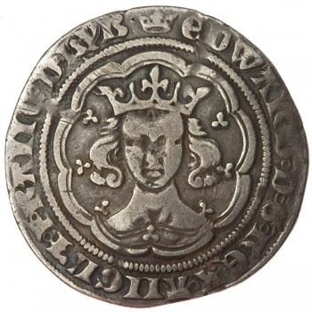 Edward III Silver Groat F