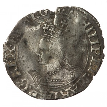 Philip and Mary Silver Halfgroat